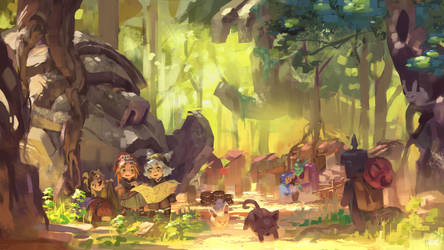 389_Background by Hozure