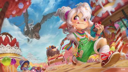 409 CandyYordle by Hozure