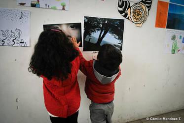 Wall People by Camilofotografo