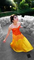 Hunger Games: Katniss Everdeen Twirl by WirelessImagination