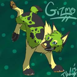 Gizmo by Copycat-Misfitz