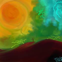 Desert Storm by Copycat-Misfitz