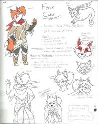 Fynx Catori-Tokotas Handler by Copycat-Misfitz