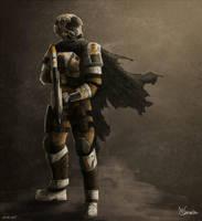 Hazard Trooper by EtyrnalOne