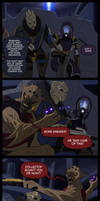 Mass Effect 3 - Ain't Such A Good Idea by EtyrnalOne