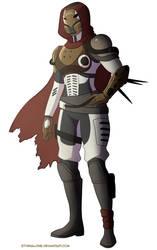 Destiny Guardian - Hunter by EtyrnalOne