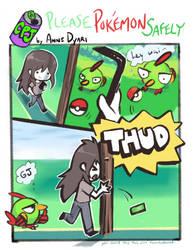 CPJ: Pokemon Go Safely everyone! by AnneDyari