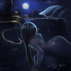 Folktale Week Day 2: Magic by AnneDyari