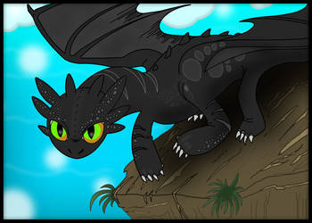 How To Train Your Dragon by CigsAce