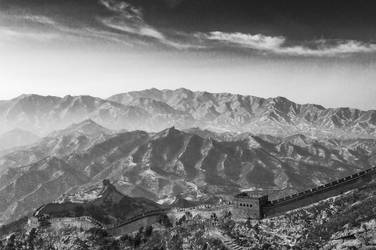 The Badaling Great Wall-4 by lsy199011