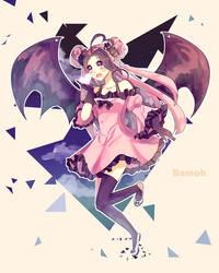 [G] Nemu - Vanessa by Bamoh-cchi