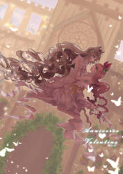 Efflorescence by Bamoh-cchi