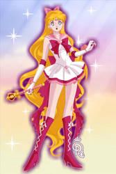 Me in Sailor Moon form 1 by PrincessPeachFan100