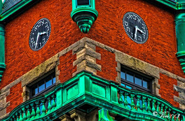 Clock Tower by vin113