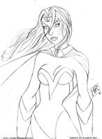 Warm-up sketch: Kinetics by mhunt