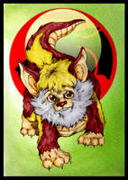 THUNDERCATS - Snarf by SaintYak
