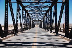 1st Street Bridge by atomicrick