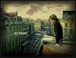 city depression by yd84