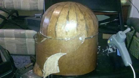 Helmet and visor by addaon40