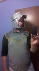 Helmet In Progress by addaon40