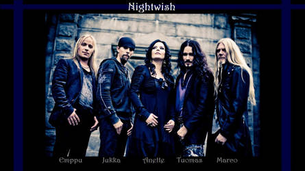 Nightwish Imaginaerum promo WP by Aravis17
