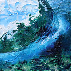 Retrospective Wave by JustinChristenbery