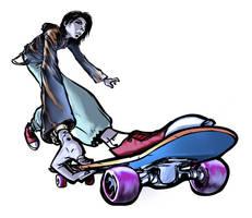skaterboy by chkkll