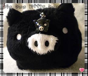 Big Boo Little Boo by Jade-Xe