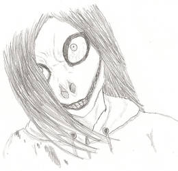 Jeff the killer by AmetrineAngel