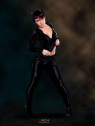 Catwoman1 by ubikue