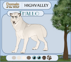 [ DoTW ] Thallo   Highvalley - Deceased by Lachtaube