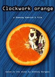 Clockwork orange by Hrbitovanda