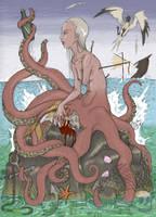 Sea Beast by Edberg
