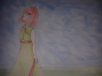 #28 - Sakura Petals by InakaNoTori