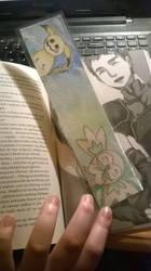Pokemon bookmark by InakaNoTori