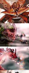 Dragon Riders by CharlieNozaki
