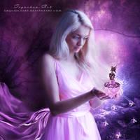 Essence of Fairies by CarmensArts