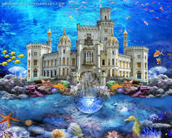 The Palace of Neptune by CarmensArts