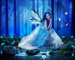 Fairy Dreams by CarmensArts