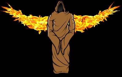 The Burning Angel by burning-angel