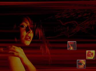 Red Night by burning-angel