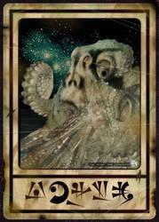 Projet : NeoMythos - Cthulhu by burning-angel