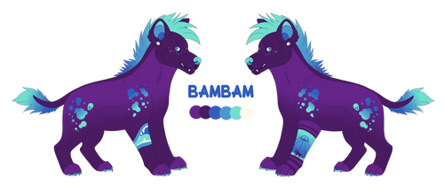 BamBam by PastellePirate