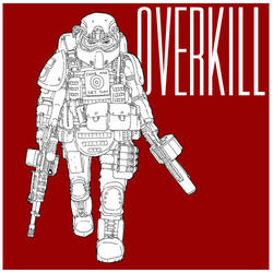 Overkill II by SkipperLee