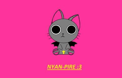Nyanpire by JJ12craftien