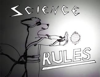 Science Rules by Tarukai