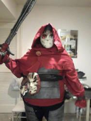 Jack of Blades costume by karrish