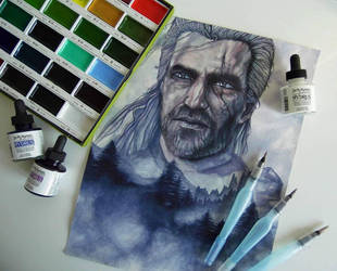 The Witcher by VitamineDD