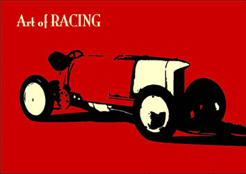 Art of RACING by zycklone