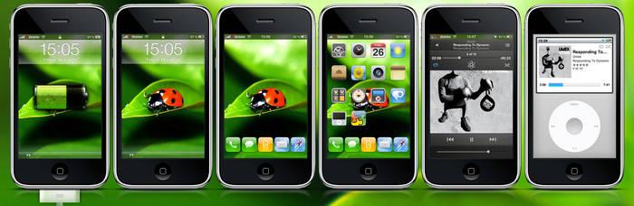 my iPhone by Benjamin-Dandic
